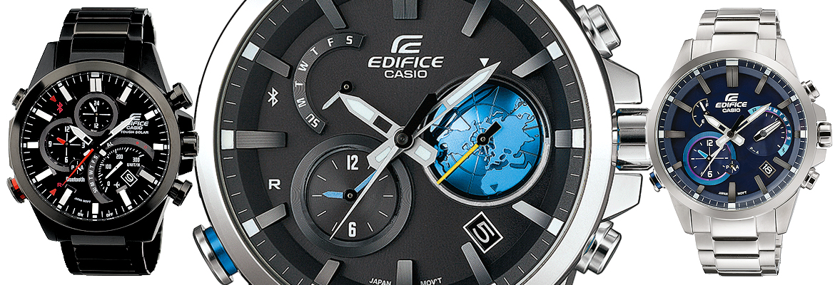 Casio Edifice EQB